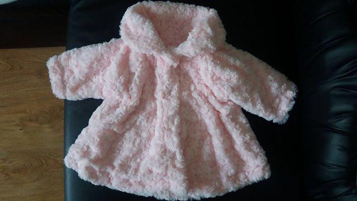 373bd30ce4 Ubranko do chrztu dla dziewczynki rozmiar 62-68 +GRATIS sukienka! 150 zł –