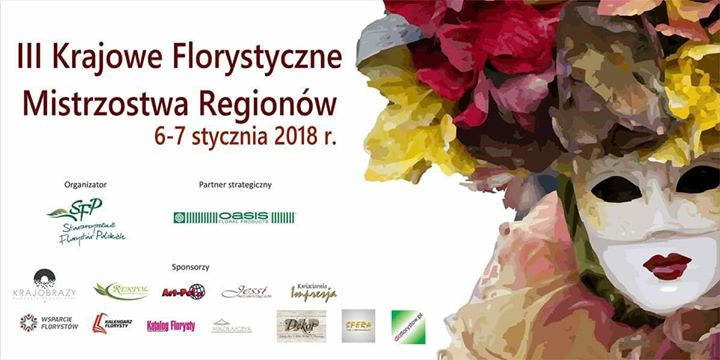 To już jutro … wielkie święto florystyki w Lublinie !!! Zapraszamy na III Krajowe…