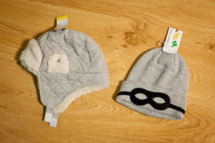 Czapki chłopięce 5 10 15 Pepco rozmiar 92 nowe 10zł – Puławy Sprzedam czapki…