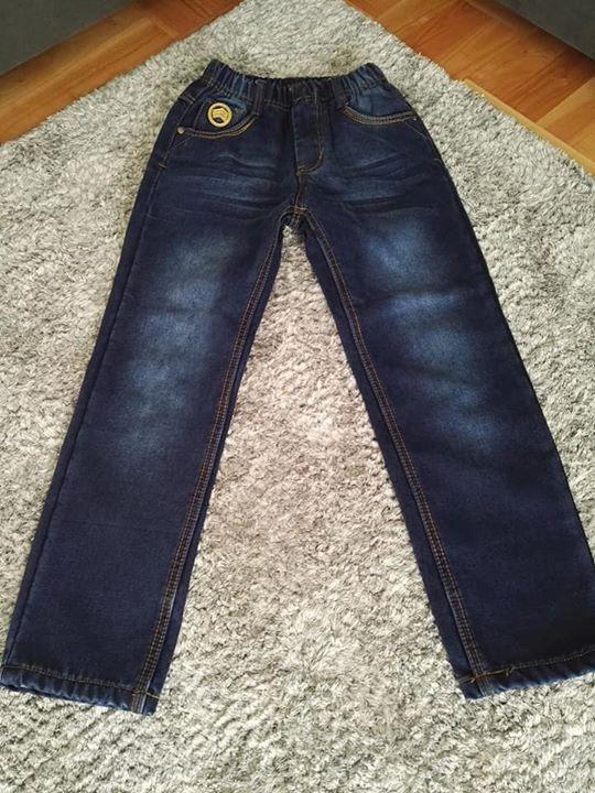 Spodnie 20zł – Puławy Spodnie chłopięce ocieplanie. Rozmiar 134. Nowe tylko brak metki
