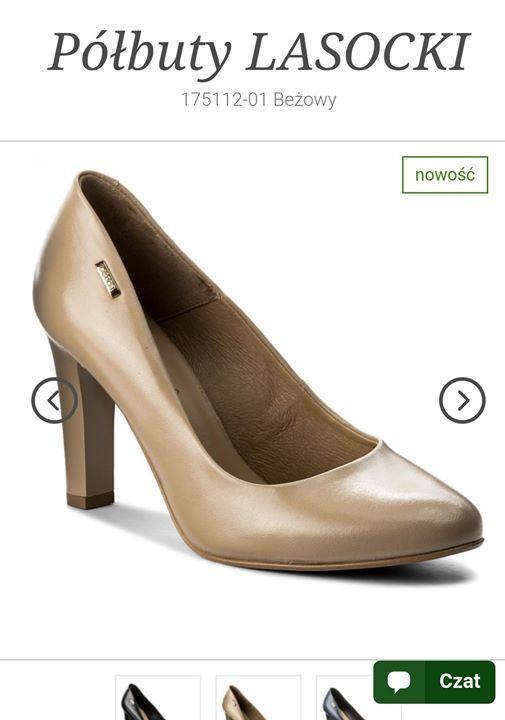 Dostanę gdzieś buty tego typu w mieście, bo w Zielonej ich nie ma? Chodzi…