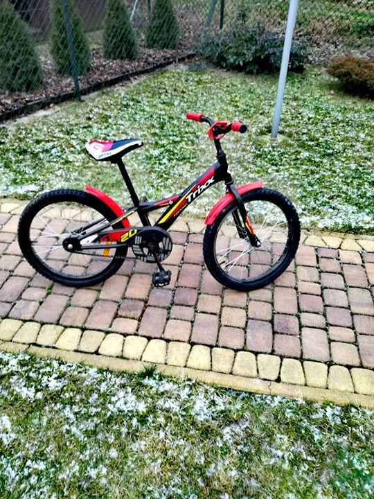 Sprzedam rower dziecięcy firmy Grand , stan bardzo dobry. Cena 200 zł , rozmiar…