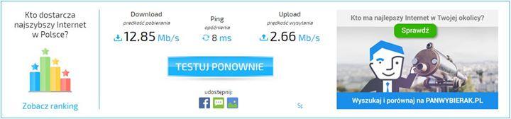 Da się w jakiś sposób zwiększyć ten upload w Pulnecie? Film 124 MB chce…