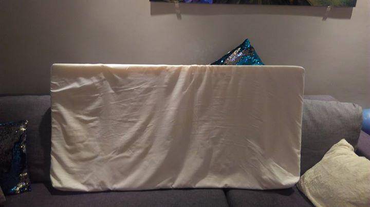Materac piankowy do łóżeczka i nawilzacz powietrza 12,345zł – Puławy Materac piątkowy nowy (włożony…