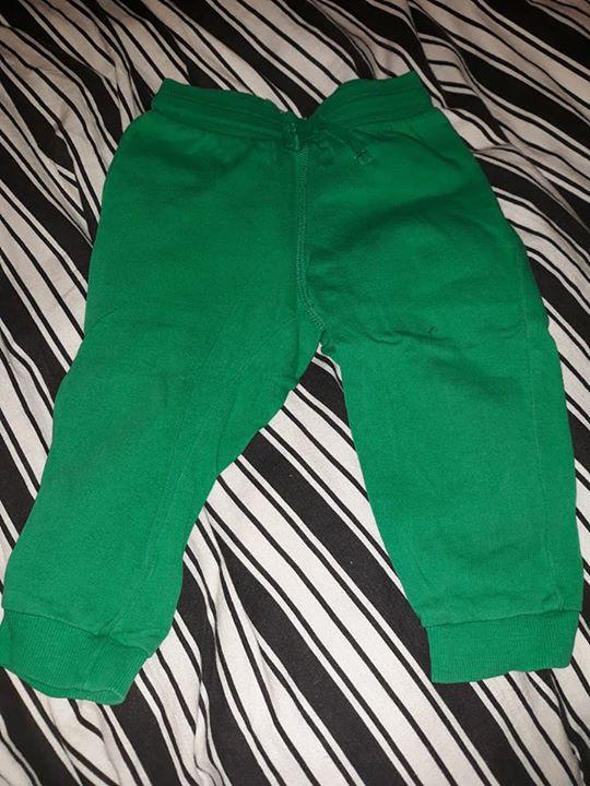 spodnie dresowe 5zł – Puławy spodnie dresowe h&m rozmiar 86, 12-18 M