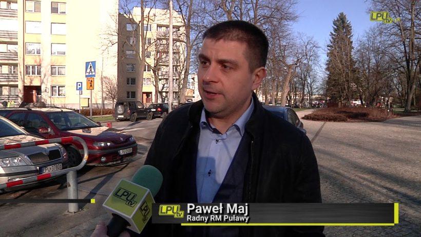 Paweł Maj shared Paweł Maj – radny miasta Puławy's post to the group: Puławy