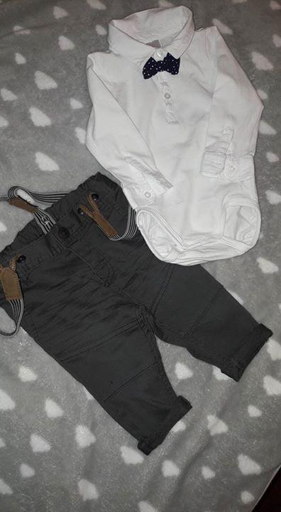 Ubranka dla chlopca 20zł – Podmiescie, Radom, Poland Ubranka dla chłopca nowe, bądź ubrane…
