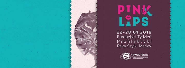 jest Europejskim Tygodniem Profilaktyki Raka Szyjki Macicy. Pink Lips Project organizuje ogólnopolska akcje wsparcia…