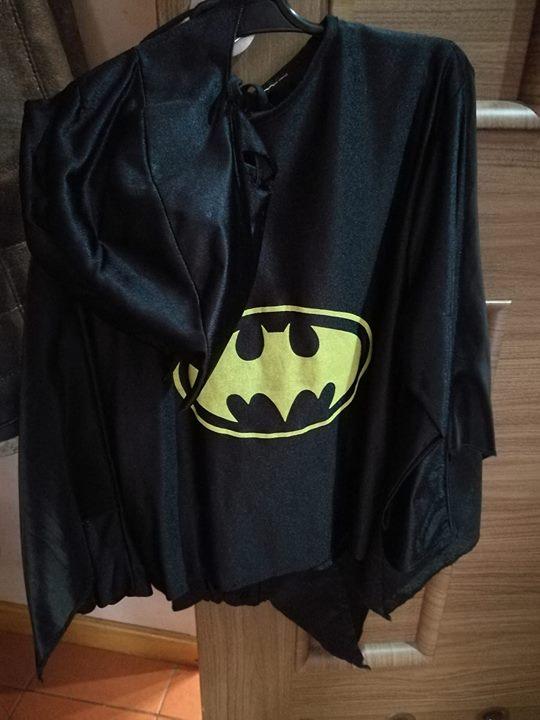 Strój karnawałowy 30zł – Puławy Mam do sprzedania strój karnawałowy Batman – bluza z…