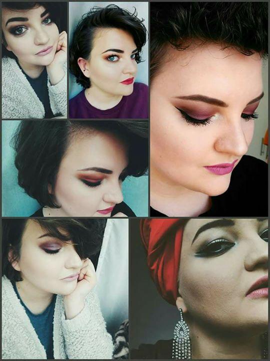 Chętnie wykonam makijaż okolicznościowy. :) Wolne terminy 27 i 28 stycznia :) Zapraszam