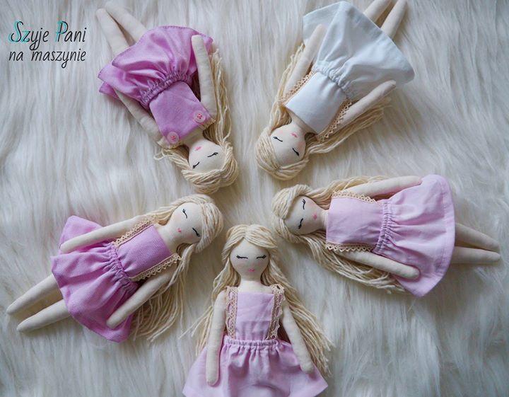 Oferuję lalki 60zł – Kraków Przyjmuję zamówienia na ręcznie robione lalki o różnych wielkościach.…