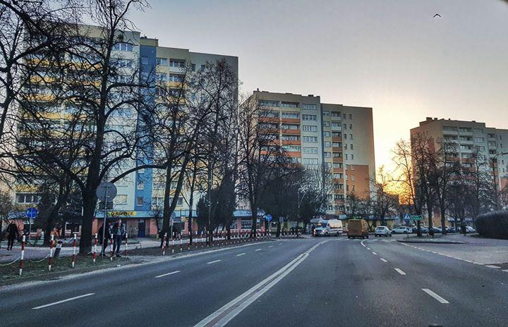 Mroźny #PuławskiPoranek