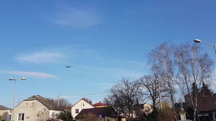 ️Straż Miejska monitorując jakość powietrza w Puławach wykorzystuje również drona. Stwierdzenie przekroczenia norm dla…