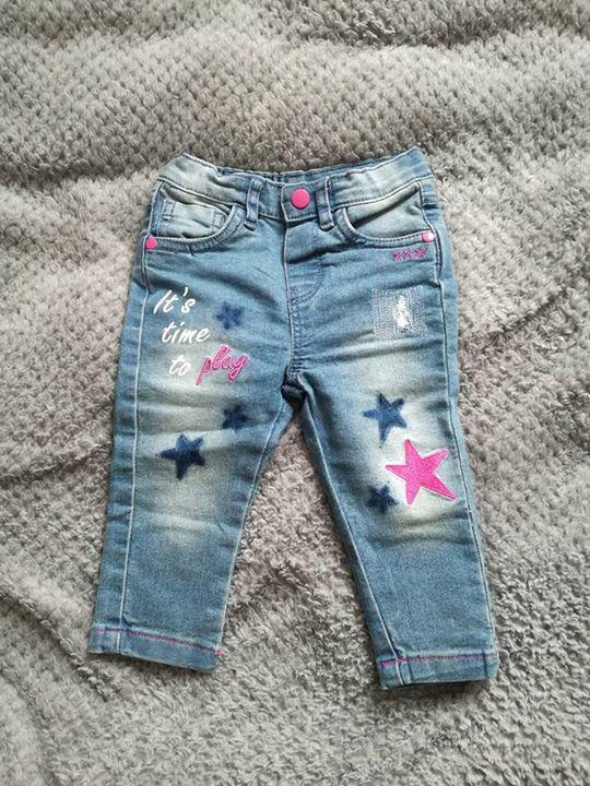 Sprzedam ubranka 5zł – Puławy Spodnie rozmiar 80 cena 10 zl Spodnie h&m rozmiar…