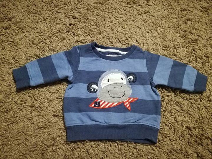 Nowe bluzy I bluzki 10zł – Puławy Rozmiar 68-74 cm