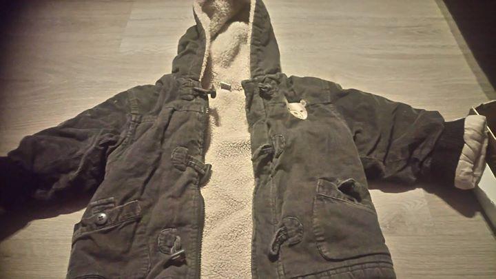 Ubranka 74 110 2zł Sprzedam kurteczki i inne ubranka po chłopcu, pojedyncze od rozmiaru…