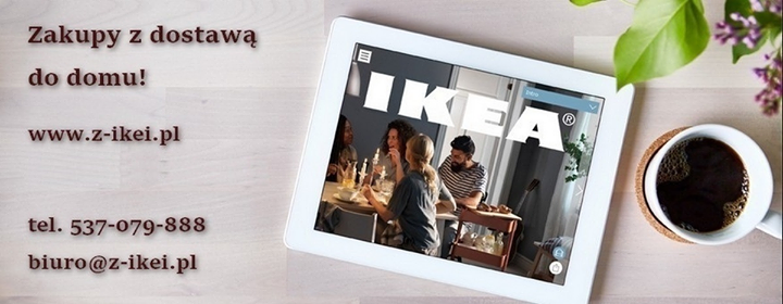 Grzegorz Cienkusz shared IKEA Lublin Zakupy z dostawą do domu www.z-ikei.pl's post to the…