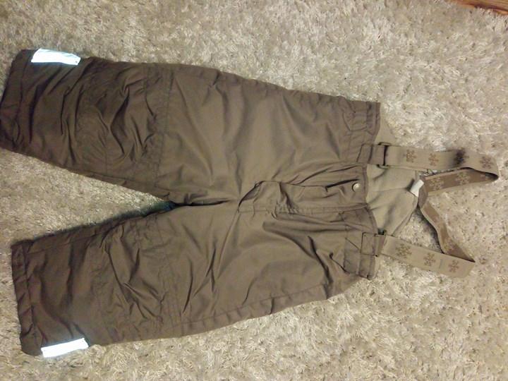 Spodnie zimowe r. 92 H&M 35zł – Puławy Spodnie zimowe r. 92 Dl calkowita…