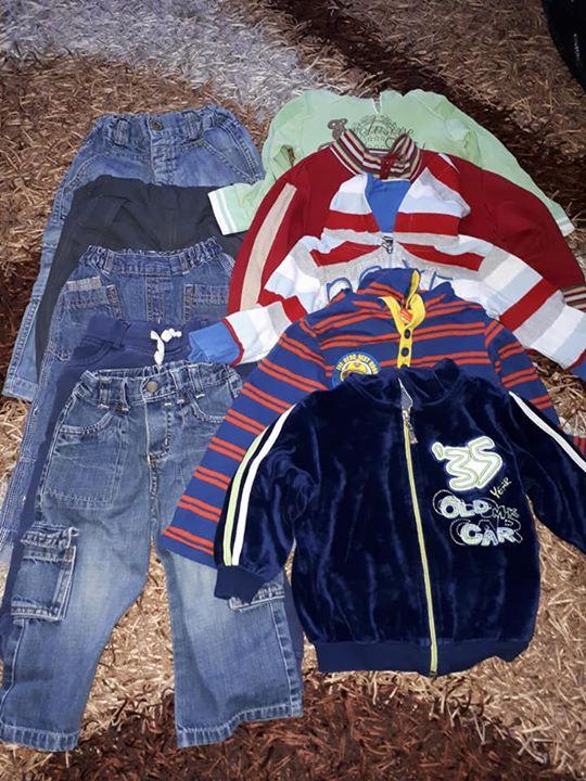Ubranka chłopiec 2-3 lata 20zł – Puławy Sprzedam w całości to co na zdjęciach.…