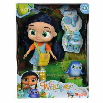 Lalka Nowa Wissper zestaw 50zł – Puławy Sprzedam nową lalkę cały zestaw wszystko to…