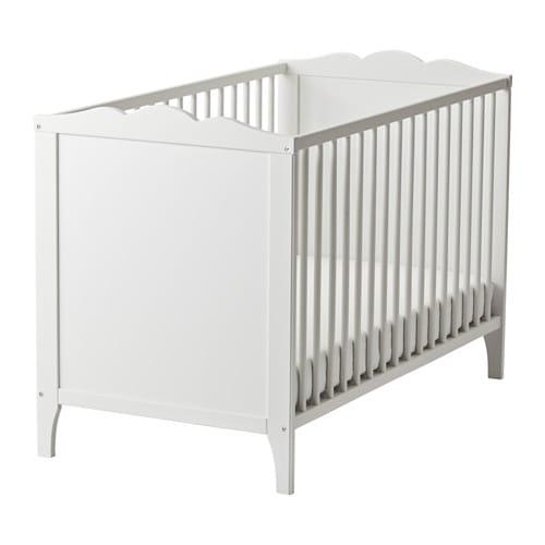 Łóżeczko dziecięce Hensvik Ikea 280zł – Puławy Łóżeczko Ikea Hensvik plus materac 120×60. Stan…