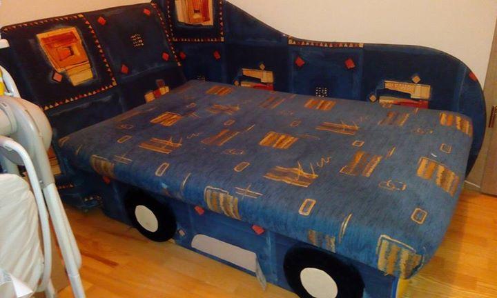 Łóżko 40zł – Puławy Sprzedam łóżko dla dziecka. Długość 130 cm, szerokość 80 cm.…