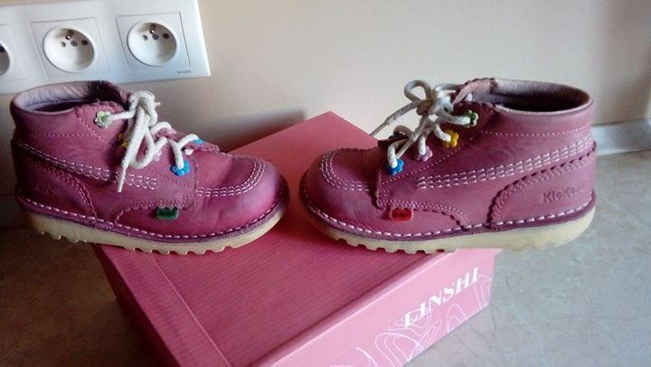 Buty KickKers roz 29 30zł – Puławy Skórzane buty w bardzo dobrym stanie