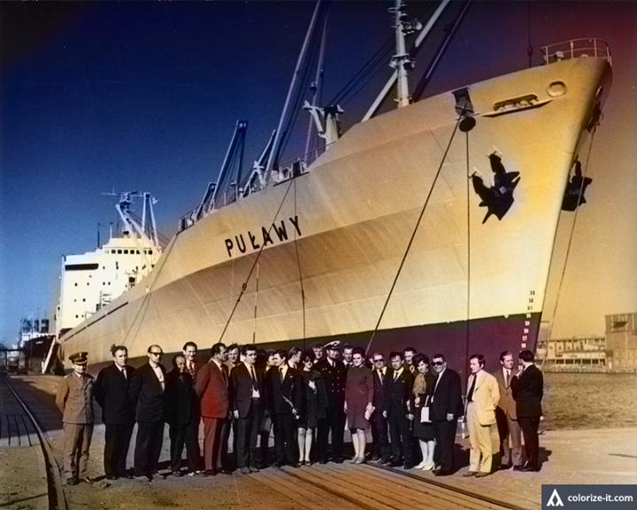 Czy ktoś z Was widział ten statek?