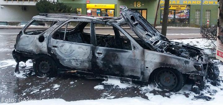 JAK GASIĆ POŻAR SAMOCHODU Pożar samochodu, wbrew krążącym mitom, jest z reguły możliwy do…