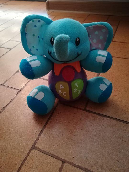 Grający słonik 15zł – Poniatowa
