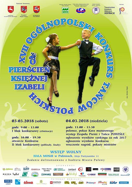 W najbliższy weekend w hali Miejskiego Ośrodka Sportu i Rekreacji w Puławach odbędzie się…