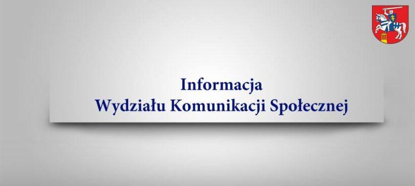 """Na naszej stronie zamieściliśmy informację dotyczącą pomnika """"Bohaterom wspólnych walk o wyzwolenie Puław"""""""
