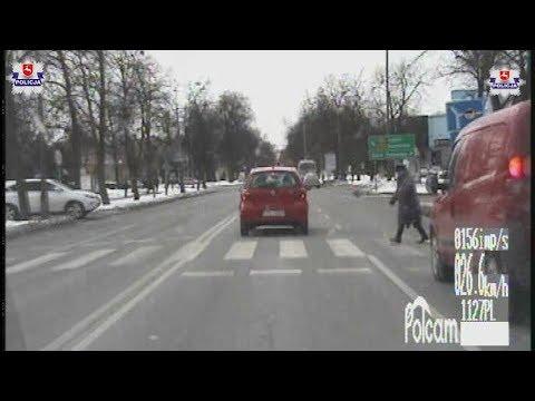 BEZPIECZNY PIESZY Mając na względzie bezpieczeństwo pieszych uczestników ruchu drogowego, policjanci z puławskiej komendy…