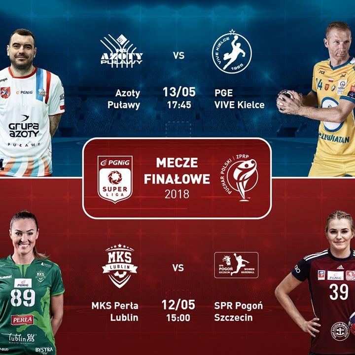 To już Wielki finał z kieleckim Vive ️Transmisja w TVP Sport od 17:30 Trzymamy…