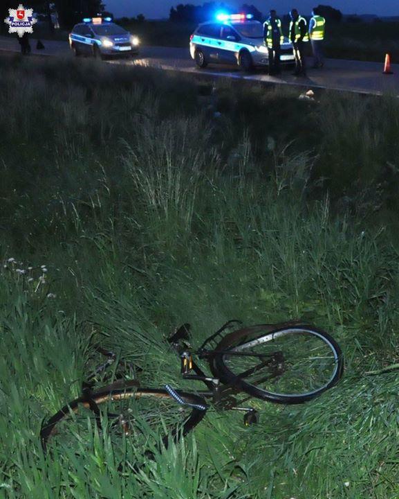 We wtorek r dyżurny puławskiej komendy został powiadomiony o potrąceniu rowerzysty na drodze krajowej…