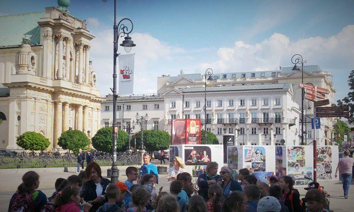 Do 4 czerwca możecie mijać nas na Krakowskim Przedmieściu w Warszawie w ramach Ogólnopolskiej…