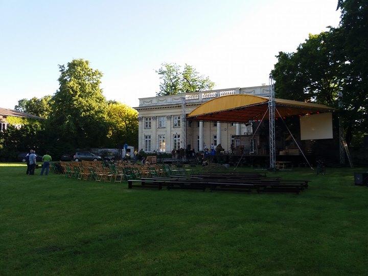 Przypominamy: dzisiaj o godz. na dziedzińcu Pałacu Marynki, w ramach Festiwalu im. Wincentego i…