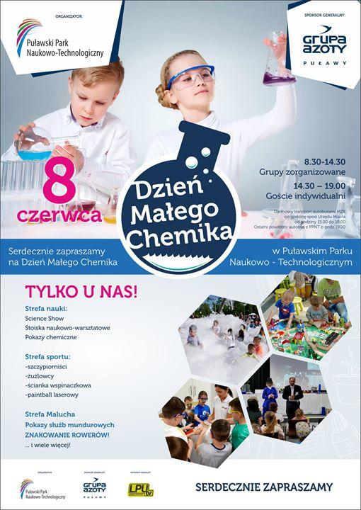 8 czerwca br. Puławski Park Naukowo-Technologiczny zaprasza najmłodszych na wydarzenie naukowe łączące technikę z…
