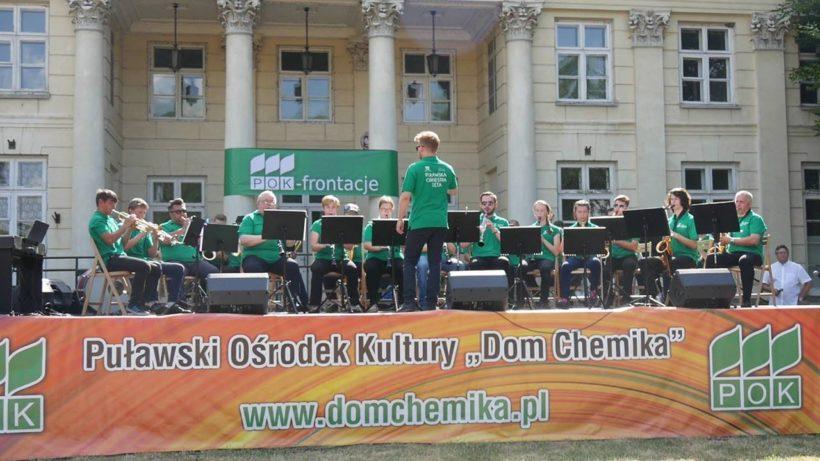 Słyszeliście już jak pięknie gra Puławska Orkiestra Dęta? Gratulujemy debiutu! :)