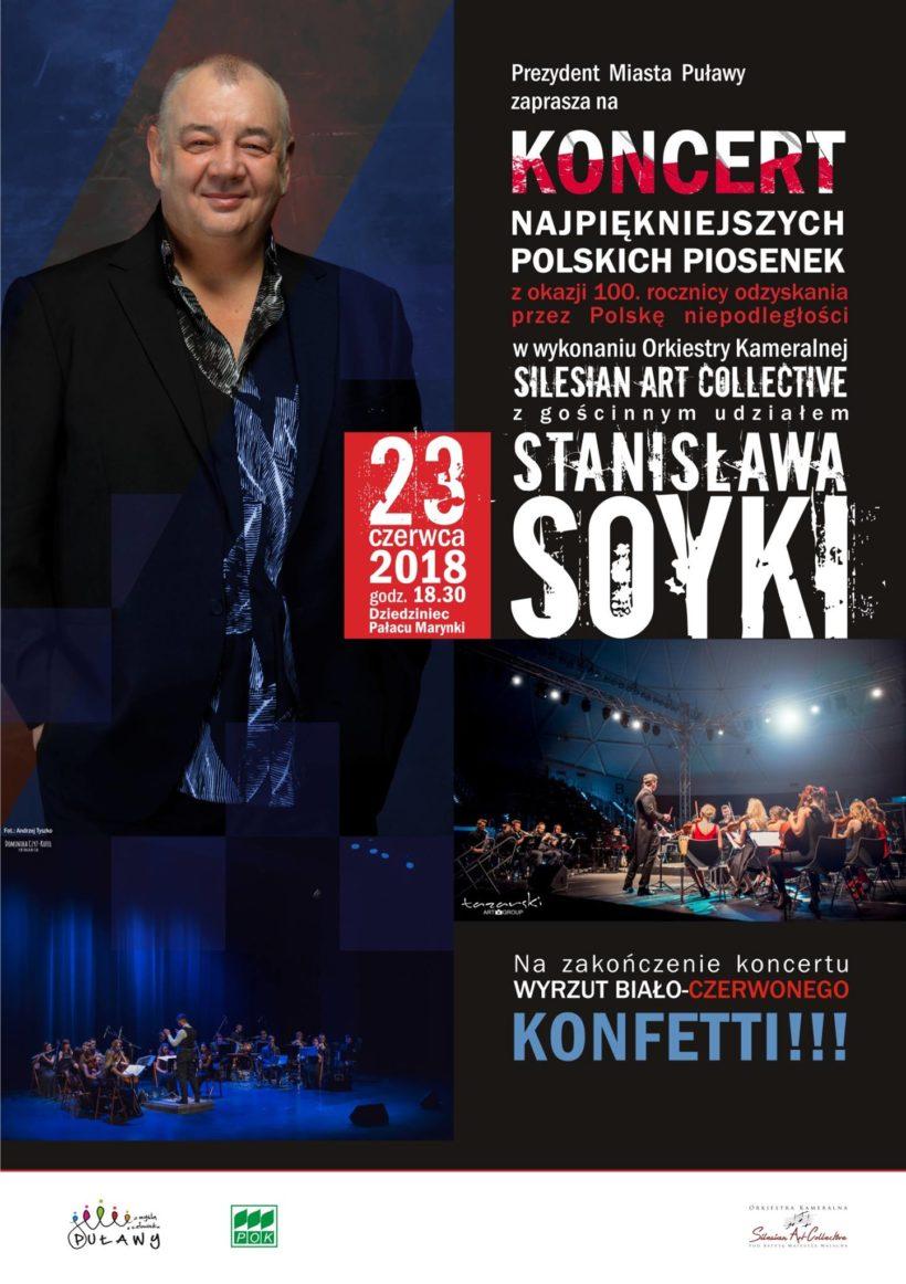 Już 23 czerwca będziemy mieli okazję posłuchać najpiękniejszych polskich piosenek w wykonaniu Orkiestry Kameralnej…