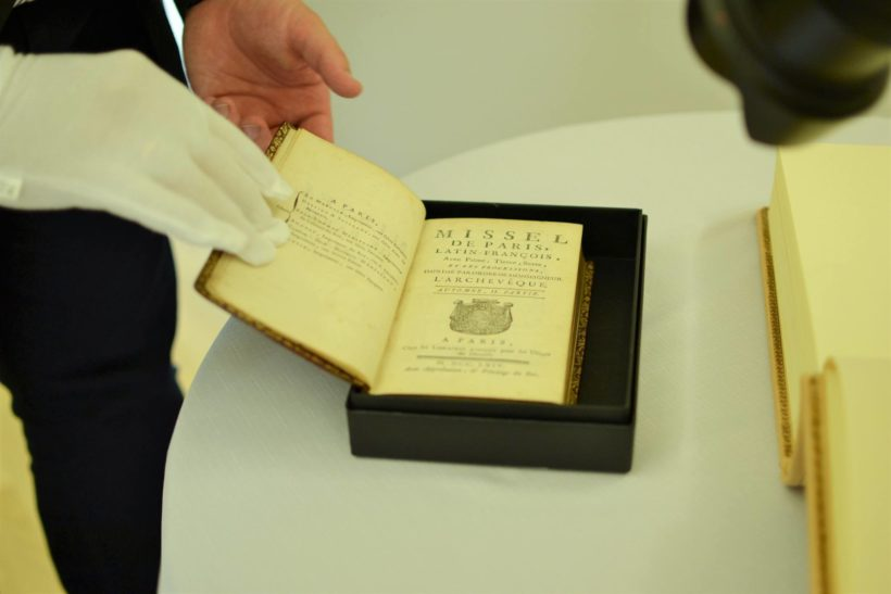 Zbiory Muzeum Czartoryskich w Puławach powiększyły się dzisiaj o unikatowy eksponat, modlitewnik królowej Marii…