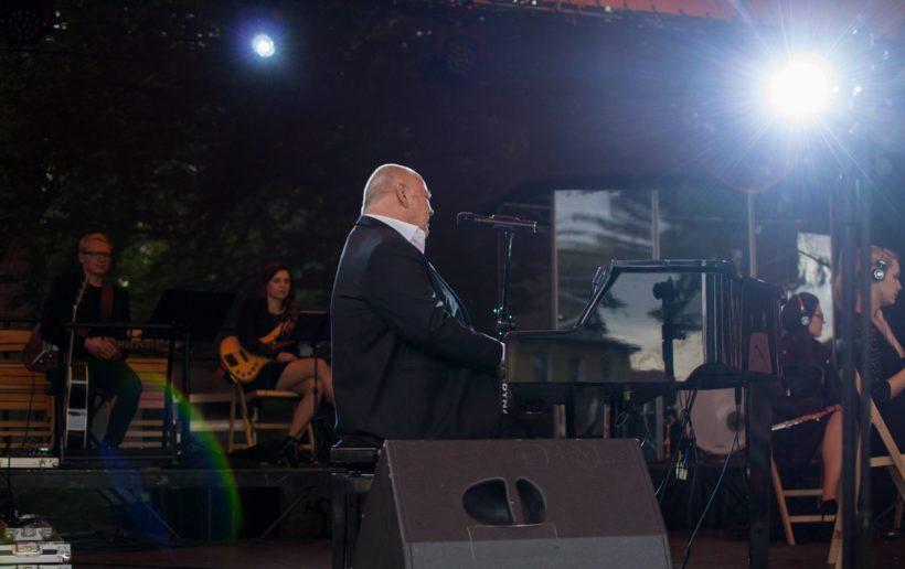 Wczoraj na dziedzińcu Pałacu Marynki odbył się koncert plenerowy z okazji 100. rocznicy odzyskania…