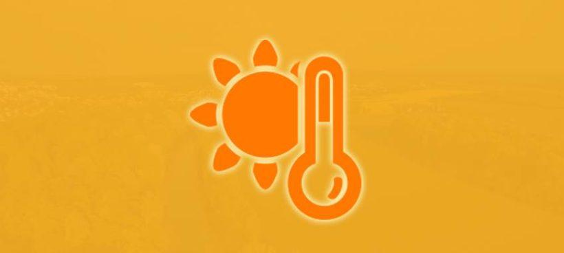 ️️Przez kolejne dni zalecamy szczególną ostrożność, ponieważ temperatura za oknem wzrośnie o następne kilka…