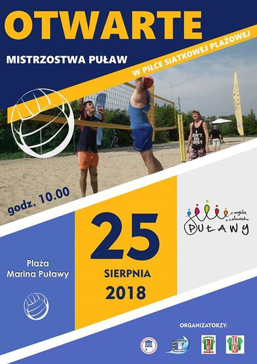 Miejski Ośrodek Sportu i Rekreacji w Puławach i Puławskie Towarzystwo Krzewienia Kultury Fizycznej zapraszają…