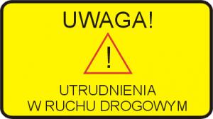 UTRUDNIENIA NA DW830 W miejscowości Skowieszynek doszło do zdarzenia drogowego. Zablokowany pas ruchu w…