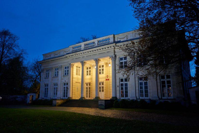 W niedzielę 9 września o godzinie 18:00 na dziedzińcu Pałacu Marynki, w ramach wydarzenia…