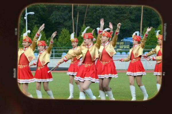 GALA Final stadion MOSIR ️️️️️️️🤸️🤼️🤾️🤾️ Festiwal Orkiestr Dętych Puławy 2018 🥁🥁