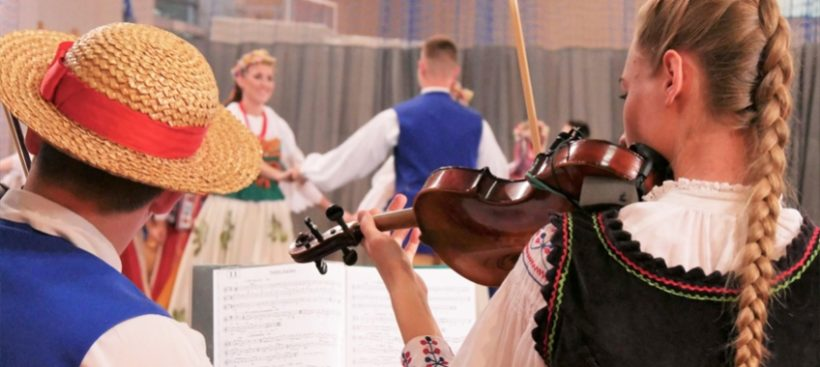 """Dzisiaj rozpoczynają się obchody jubileuszu 65-lecia Zespołu Pieśni i Tańca """"Powiśle"""". Koncerty odbędą się…"""