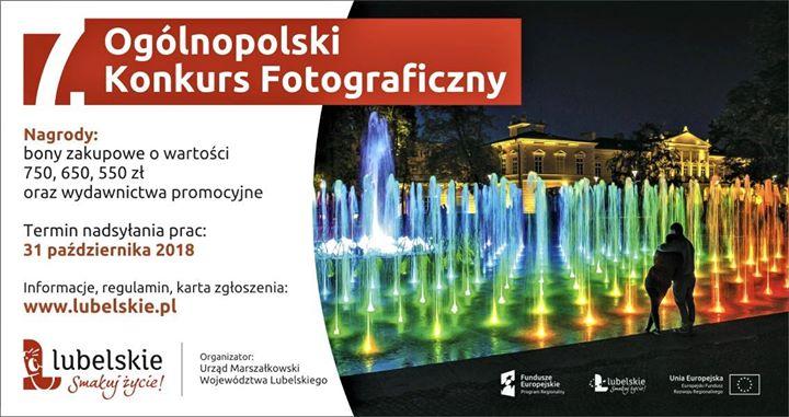 """Do końca października możecie nadsyłać prace w ramach Konkursu Fotograficznego """"Lubelskie. Smakuj życie"""". 🦋W…"""