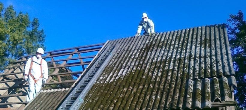 II nabór zgłoszeń lokalizacji na usuwanie wyrobów zawierających azbest od osób fizycznych w ramach…